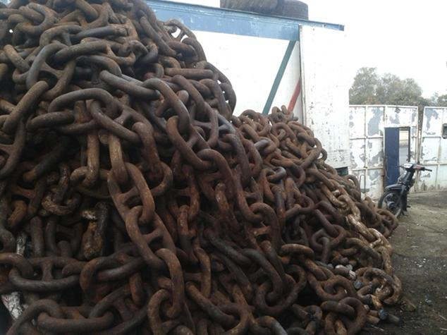 anchor chain2
